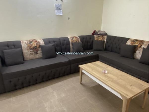 L- shape Sofa for sale in throwaway price
