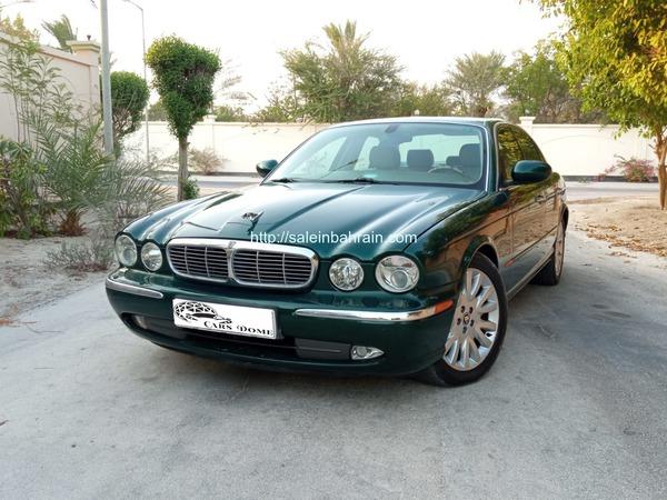 Jaguar XJ8 2004